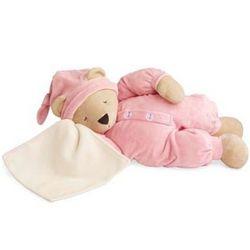 """17"""" Pink Sleepyhead Bear"""