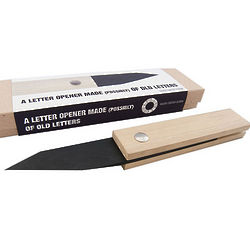 Paper-Made Letter Opener