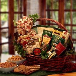 Sweets-N-Treats Medium Gift Basket