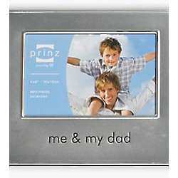 Me and My Dad Picture Frame