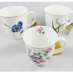 Garden Tea Cup Gift Set