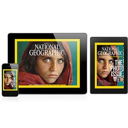 Digital Access National Geographic Magazine Subscription