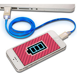 Charge & Glo iPhone LED Cable
