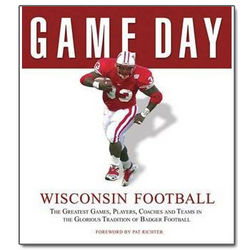Game Day Wisconsin Football Book