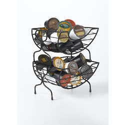 Stacking K-Cup Coffee Basket