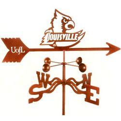 Louisville University Weathervane