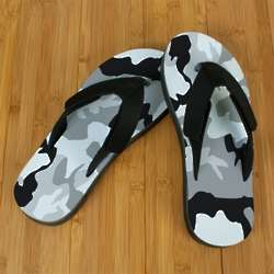 Snow Camo Pro Fit Sandals