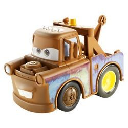 Mater Backward Driving Toy Car