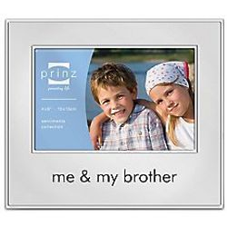 Me and My Brother Picture Frame