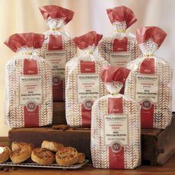 Cinnamon Raisin Mini English Muffins