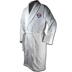 Philadelphia Phillies Logo Terrycloth Bathrobe
