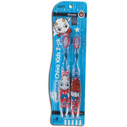 Kid's Chivas Toothbrush Pack