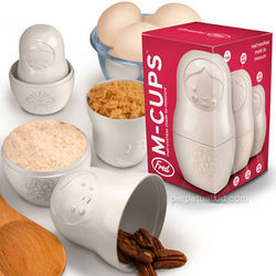 M-Cups Nesting Measuring Cups
