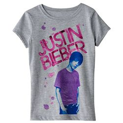Justin Bieber Gift Ideas on Justin Bieber Paint Splatter Tee   Findgift Com