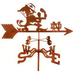 Notre Dame University Weathervane