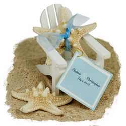 Mini Starfish Party Favor