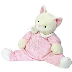 Creeper Sleepers Cozy Cat Stuffed Animal
