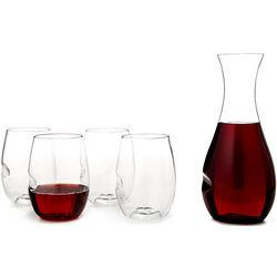 Shatterproof Wine Glasses or Carafe