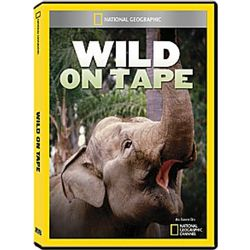 Wild on Tape DVD Animal Exclusive