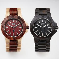 Wooden Watch Set