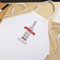 Master Brewer Personalized Apron