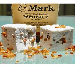 6 Bacon Bourbon Gourmet Marshmallows