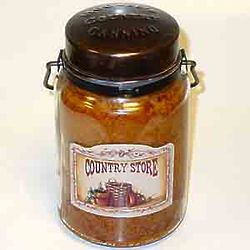 26 Oz. Country Store Scented Jar Candle