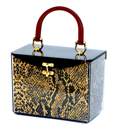 Latte Handle Handbag