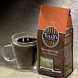 Tully's Espresso Roast Coffee