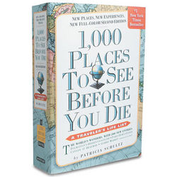 1000 Places to See Before You Die 2nd Edition