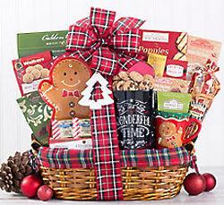 Kids Favorites Easter Treats and Toys Gift Basket