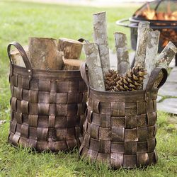 Recycled Rubber Baskets