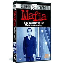Mafia: The History of the Mob in America DVD Set