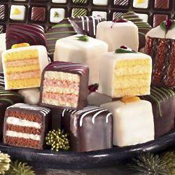 24 Petits Fours Gift Box