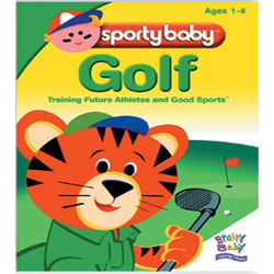 Babies Introduction to Golf DVD