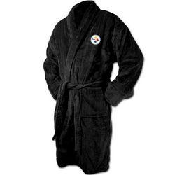 Pittsburgh Steelers Logo Bathrobe