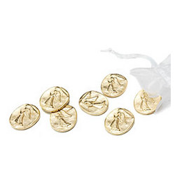 Gold Angel Coins