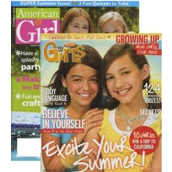 American Girl/Discovery Girls Bundle Magazine Subscription
