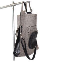 D+ Felt Tote Bag