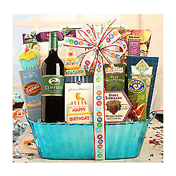 Cliffside Merlot Birthday Collection
