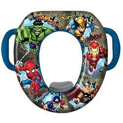 Marvel Heroes Saddle Potty