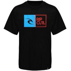 Black Watu Split T-Shirt