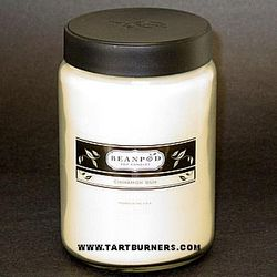25 Oz. Soy Wax Candle in Cinnamon Bun Scent
