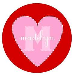 Personalized Candy Heart T-Shirt