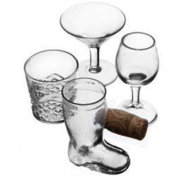 Mini Cocktail Shot Glasses