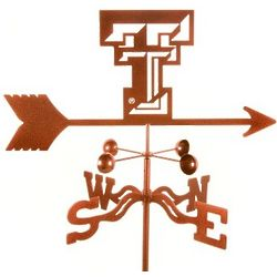 Texas Tech University Weathervane