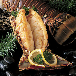 Two 10 oz. Succulent Lobster Tails
