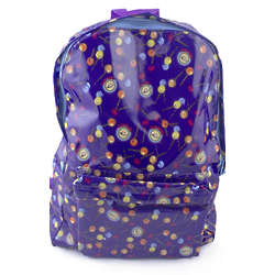 Dum Dums Purple Backpack