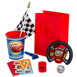 Disney Cars Favor Pack
