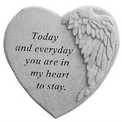 Today and Everyday Heart Garden Memorial